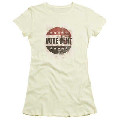 Batman - Arkham Vote Dent Juniors T-Shirt