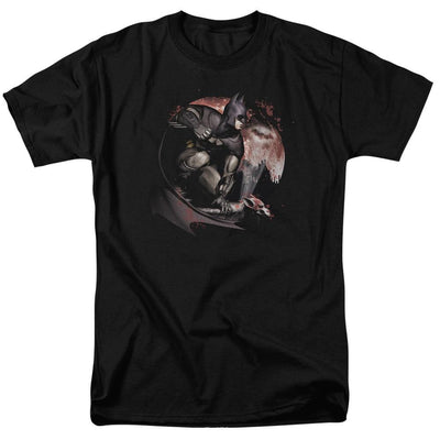 Batman - Arkham Blood Moon Men's Regular Fit T-Shirt