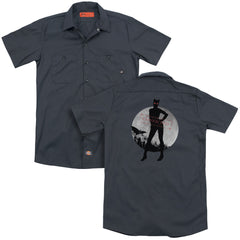 Arkham City - Catwoman Convicted Adult Work Shirt