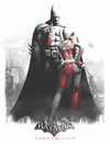 Batman - Arkham Harley And Bats Juniors T-Shirt
