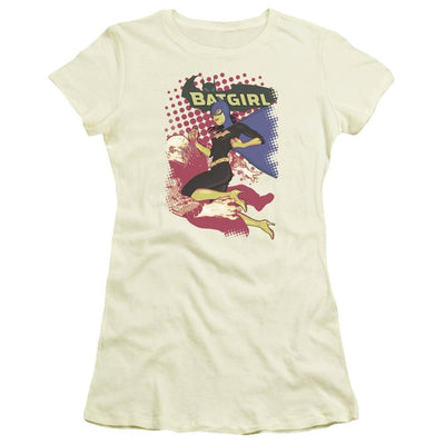 Batman Batgirl Crunch Juniors T-Shirt