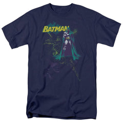 Batman Bat Spray Men's Regular Fit T-Shirt