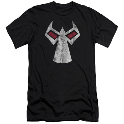 Batman Bane Mask Men's Slim Fit T-Shirt