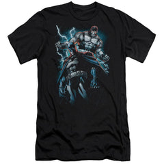 Batman Evil Rising Men's Slim Fit T-Shirt