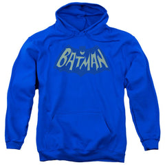 Batman - Show Bat Logo Adult Pull-Over Hoodie