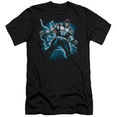 Batman Stormy Bane Men's Slim Fit T-Shirt