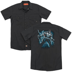 Batman - Stormy Bane Adult Work Shirt