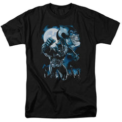 Batman - Moonlight Bat Adult Regular Fit T-Shirt