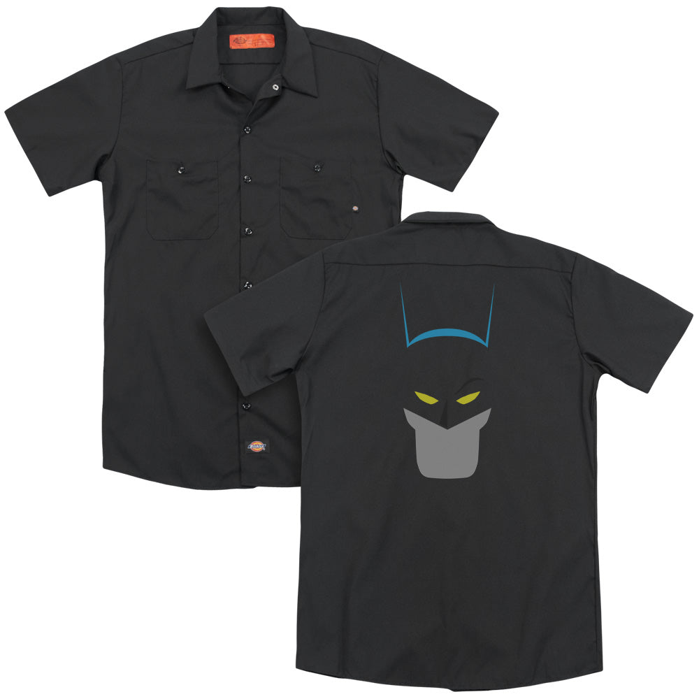 Batman - Simplified Adult Work Shirt