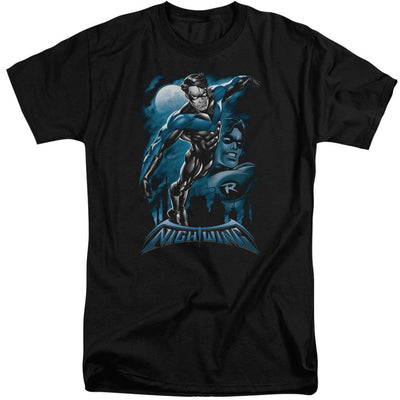 Batman All Grown Up Men's Tall Fit T-Shirt