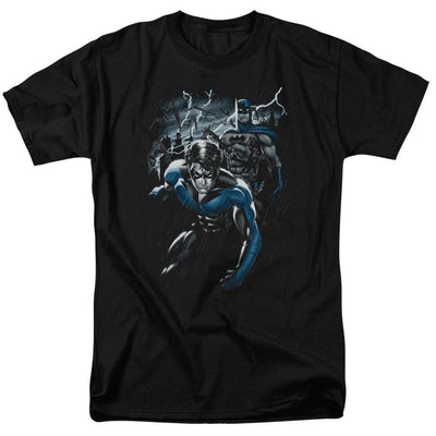 Batman Dynamic Duo Men's Regular Fit T-Shirt