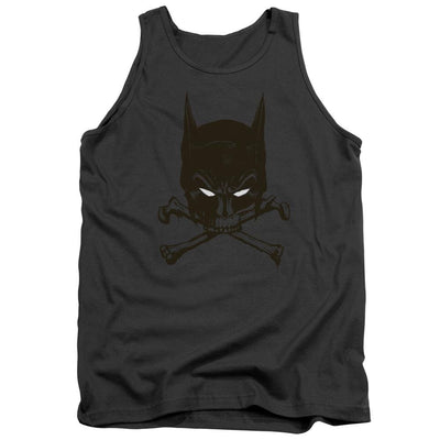 Batman Bat And Bones Men's Tank