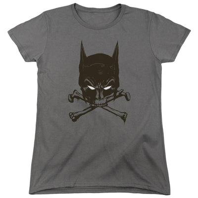 Batman Bat And Bones Women's T-Shirt