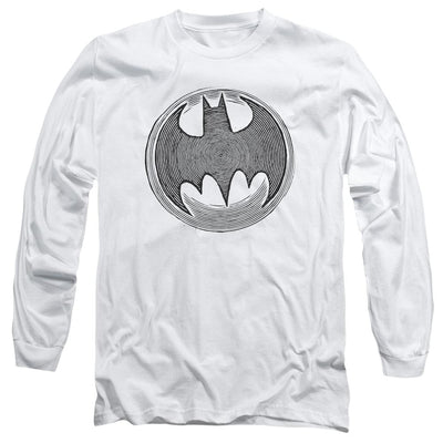Batman Knight Knockout Men's Long Sleeve T-Shirt