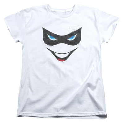 Batman Harley Face Women's T-Shirt