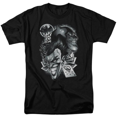 Batman Archenemies Men's Regular Fit T-Shirt