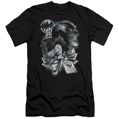Batman Archenemies Men's Slim Fit T-Shirt