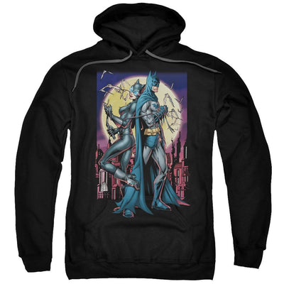 Batman Paint The Town Red Pullover Hoodie