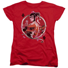 Batman Harley Q Women's T-Shirt
