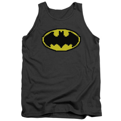 Batman Pixel Symbol Men's Tank