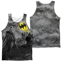 Batman Heed The Call Adult Tank Top