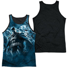 Batman - Stormy Knight Adult Tank Top