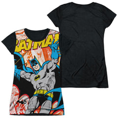 Batman - 75 Panels Junior All Over Print 100% Poly T-Shirt