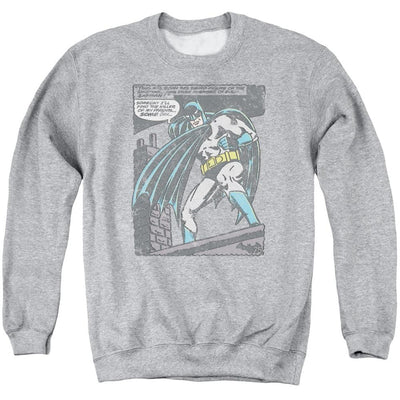 Batman Bat Origins Men's Crewneck Sweatshirt