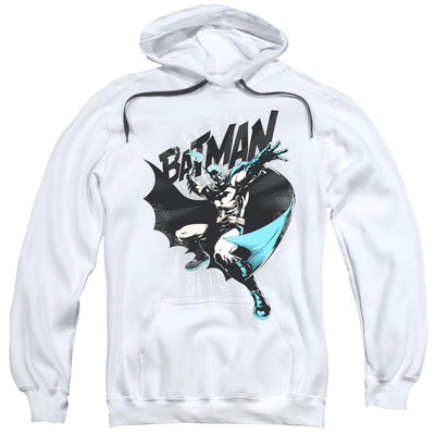 Batman Batarang Throw Pullover Hoodie