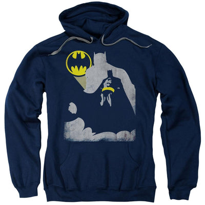 Batman Bat Knockout Pullover Hoodie