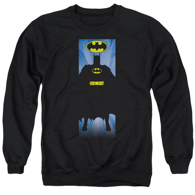 Batman Batman Block Men's Crewneck Sweatshirt