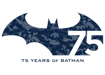 Batman 75 Year Collage Men's Tank