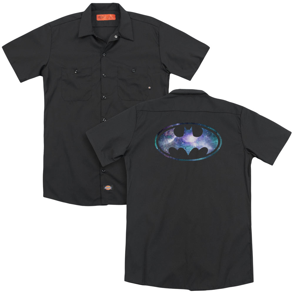 Batman - Galaxy 2 Signal Adult Work Shirt