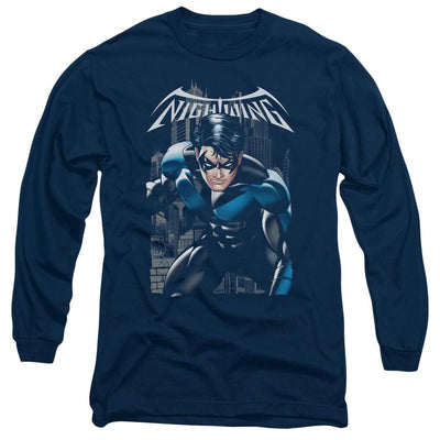 Batman A Legacy Men's Long Sleeve T-Shirt