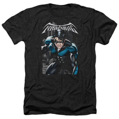 Batman - A Legacy Adult Regular Fit Heather T-Shirt