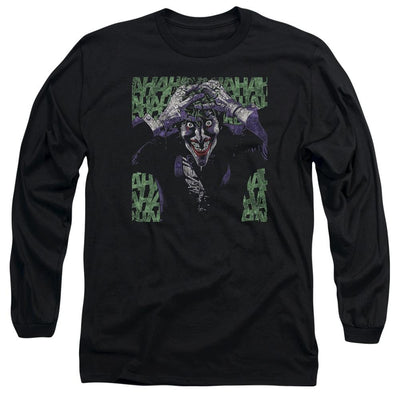 Batman Insanity Men's Long Sleeve T-Shirt