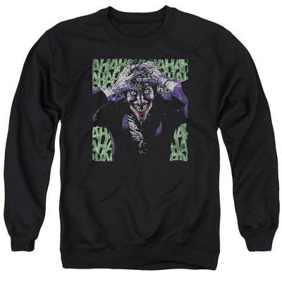 Batman Insanity Men's Crewneck Sweatshirt