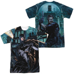Batman Coming For You Adult All Over Print 100% Poly T-Shirt