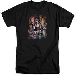 Batman - Bad Girls Adult Tall Fit T-Shirt