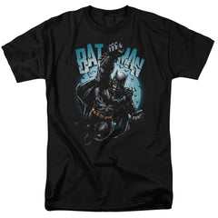 Batman - Moon Knight Adult Regular Fit T-Shirt