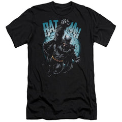 Batman Moon Knight Premium Adult Slim Fit T-Shirt