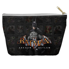 Batman Arkham Asylum - Arkham Inmates Tapered Bottom Pouch