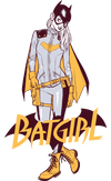 Batman All New Batgirl Women's T-Shirt