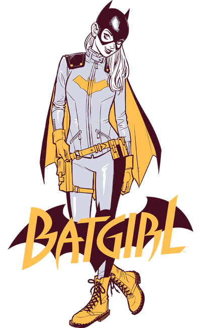 Batman All New Batgirl Juniors T-Shirt