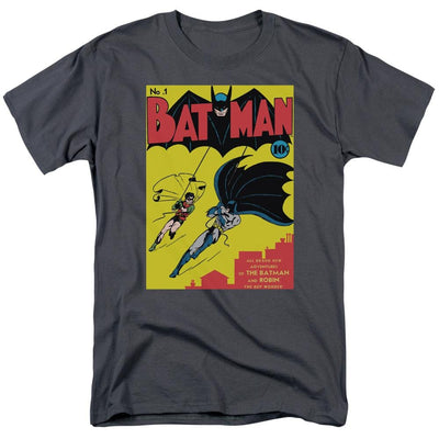 Batman Batman First Men's Regular Fit T-Shirt