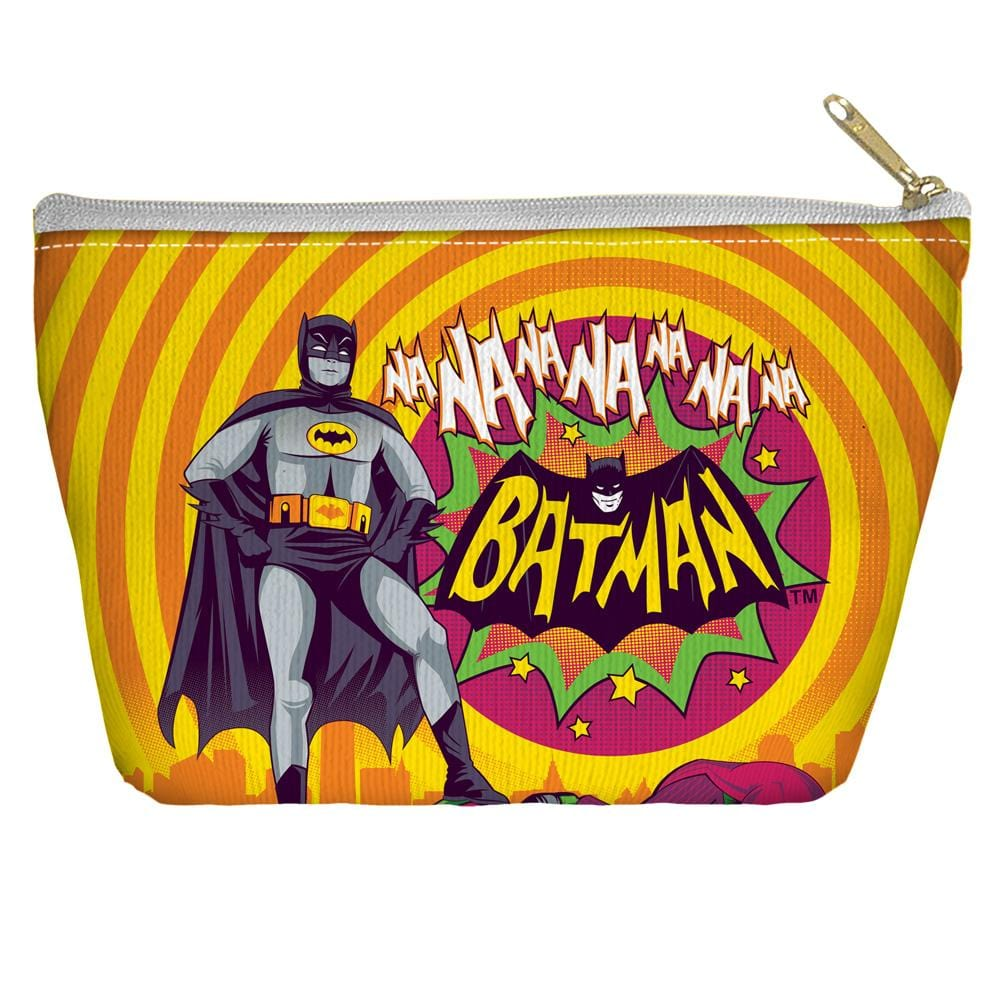 Batman Classic Tv - Batman Wins Again Tapered Bottom Pouch