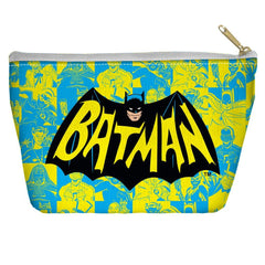 Batman Classic Tv - Classic Tv Show Logo Tapered Bottom Pouch
