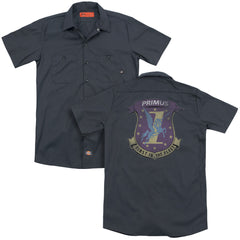 Bsg - Primas Badge Adult Work Shirt