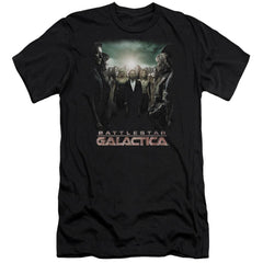 Bsg Crossroads Premium Adult Slim Fit T-Shirt