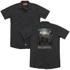 Bsg - Crossroads Adult Work Shirt